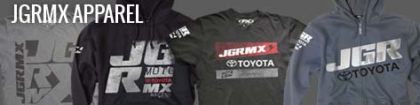 JGRMX Licensed Apparel