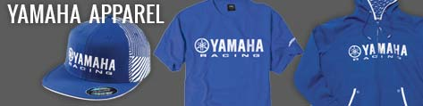 Yamaha Licensed Apparel