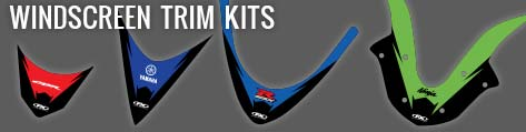 Windscreen Graphic Kits