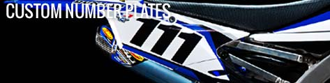 DX1 Custom Number Plate Backgrounds