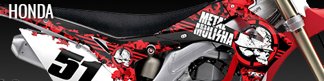 Metal Mulisha Honda