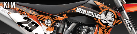 Metal Mulisha KTM