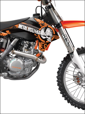 Metal Mulisha Series