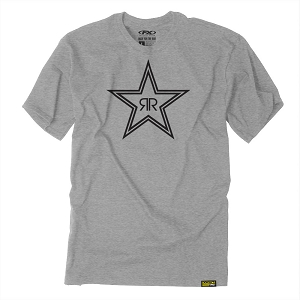 Rockstar Outline T-Shirt