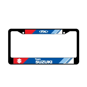 Suzuki License Plate Frame