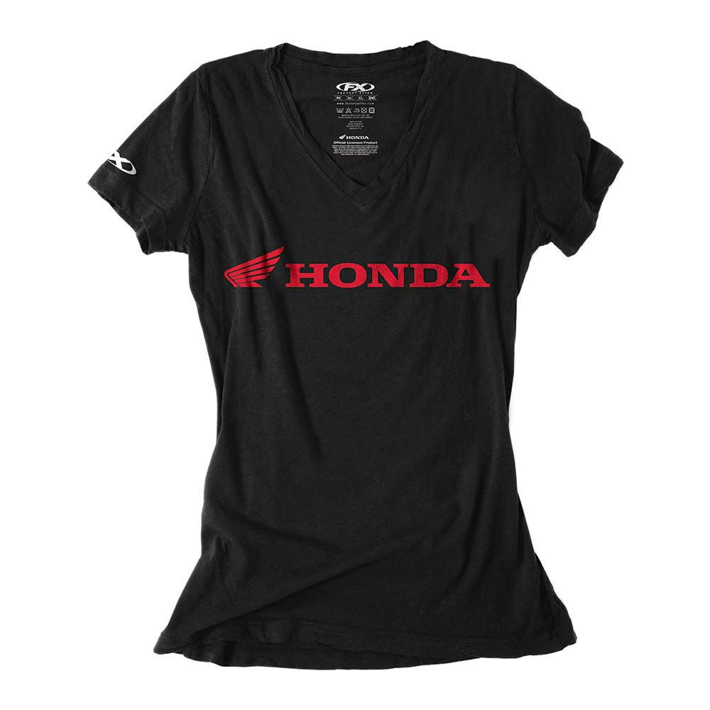 honda horizontal womens t shirt. Black Bedroom Furniture Sets. Home Design Ideas