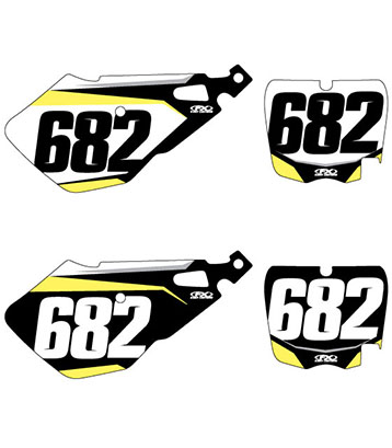 Cobra Custom Number Plate Graphics