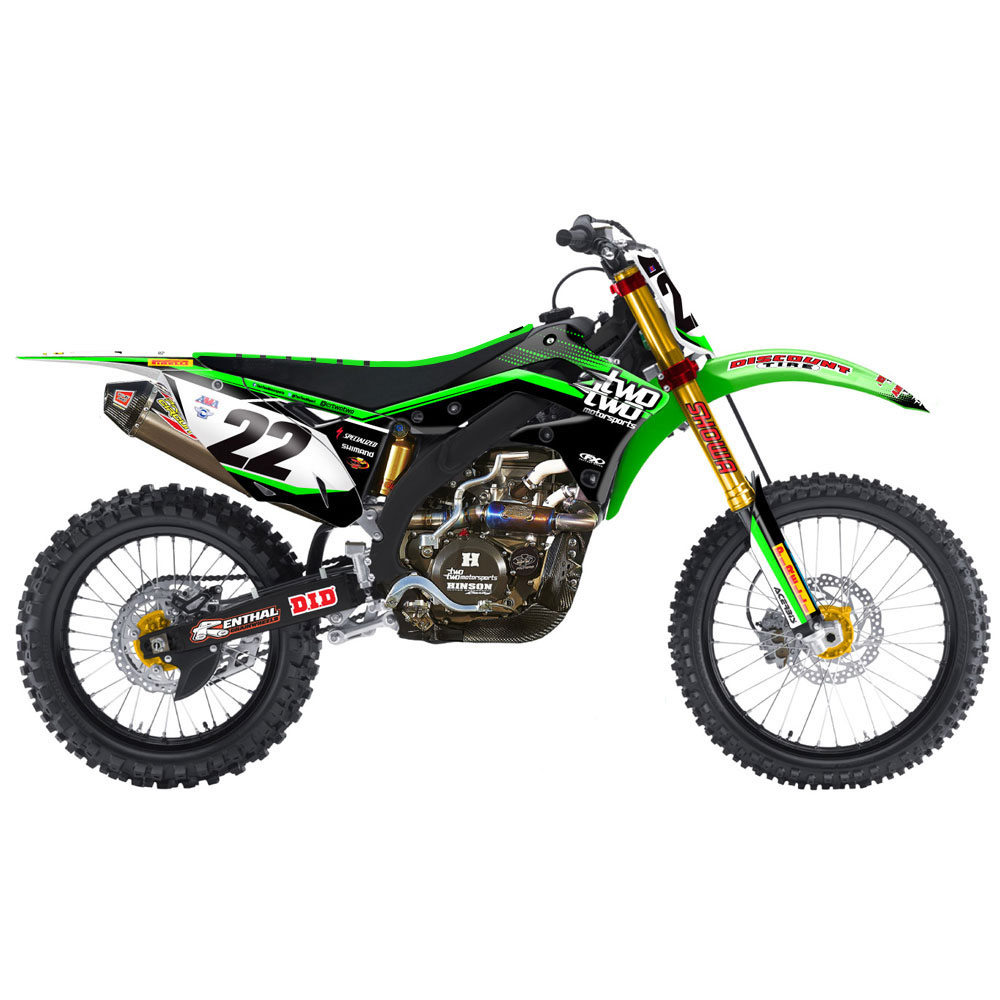 ... Moto > Graphic Kits > Team > 2015 TwoTwo Motorsports Team Graphi...