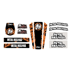 Metal Mulisha Universal KTM Trim Kit