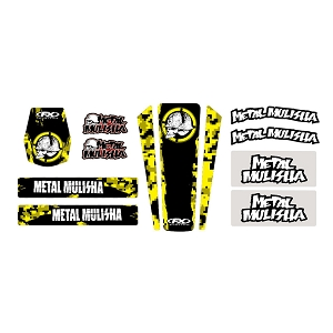 Metal Mulisha Universal Suzuki Trim Kit
