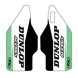 "Kawasaki ""Sponsor"" Lower Fork Graphic"