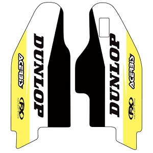 "Suzuki ""Sponsor"" Lower Fork Graphic"