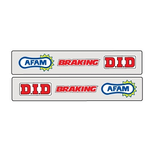 Universal AFAM Braking Swing Arm Graphics