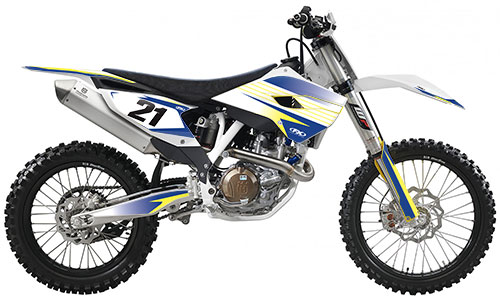 Husqvarna / Husaberg Custom Graphic Kits