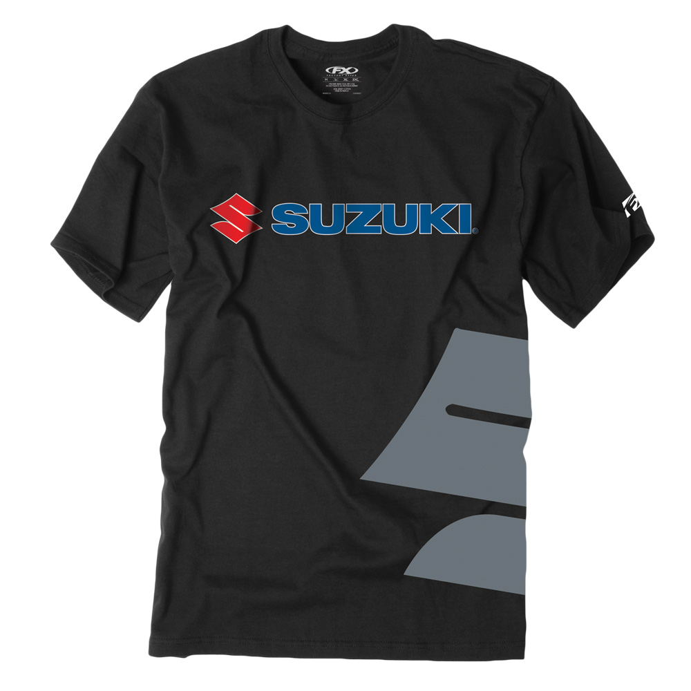 suzuki big s t shirt. Black Bedroom Furniture Sets. Home Design Ideas