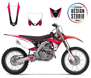 Custom Motocross Graphics: Honda Element