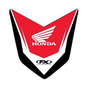 Honda Front Fender Graphic