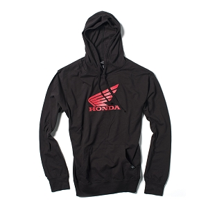 Honda Wing Light-weight Hooded Pullover