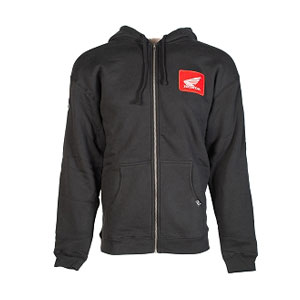 Honda Sherpa Zip-up Sweatshirt