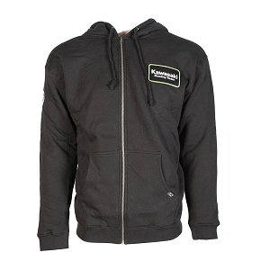 Kawasaki Sherpa Zip-up Sweatshirt
