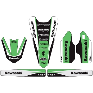 Kawasaki Trim Kit