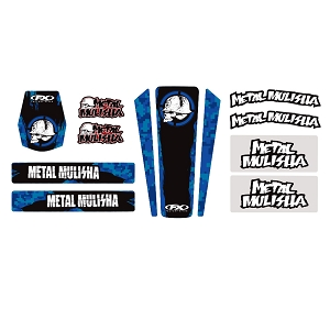 Metal Mulisha Universal Yamaha Trim Kit