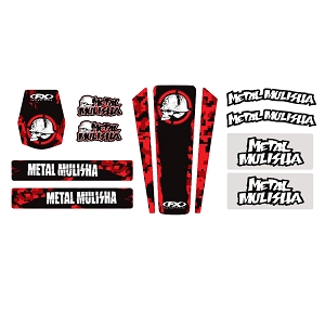 Metal Mulisha Universal Honda Trim Kit