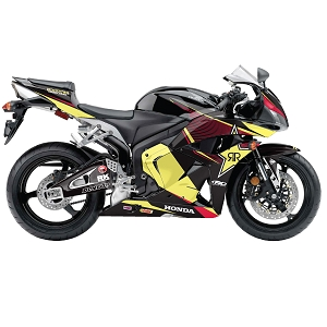 Rockstar Series Custom Sport Bike Kit