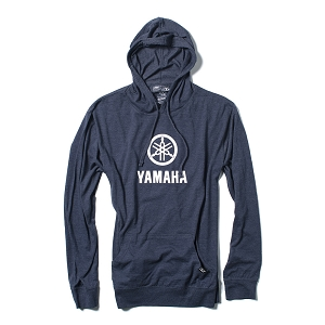 Yamaha Stacked Light-weight Hooded Pullover