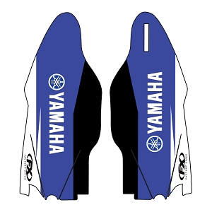 Yamaha OEM Lower Fork Graphic