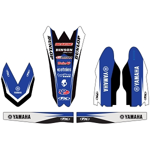 Yamaha Trim Kit