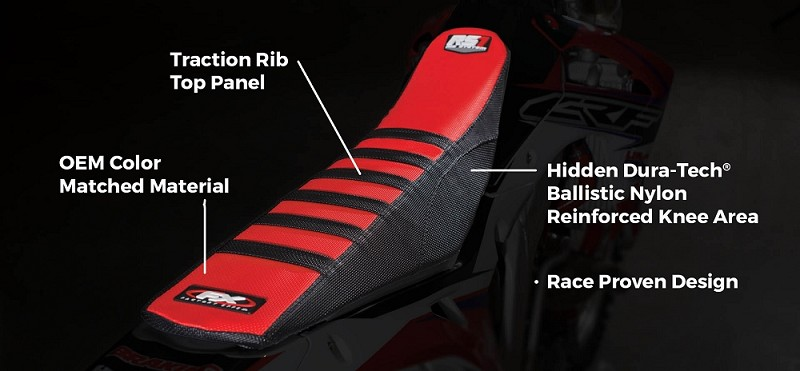 Custom Yamaha RS1 Gripper Seat Cover (With Ballistic Nylon)