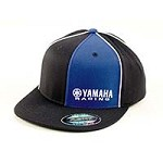 Yamaha Racing Hat - Black/Blue