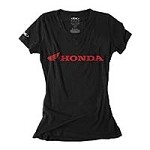 Honda Horizontal Womens T-Shirt