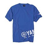 Yamaha Racing Wrap T-Shirt