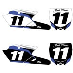 DX1 Yamaha Podium Backgrounds