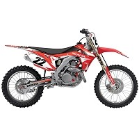 EVO 12 Shroud Graphic Kit CRF250 14-15, CRF450 13-15