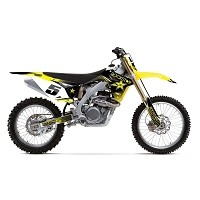 Rockstar Graphic Kit RMZ450 08-13