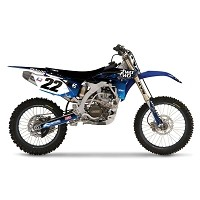 Two Two Limited Edition Graphic Kit YZ250F 10-13