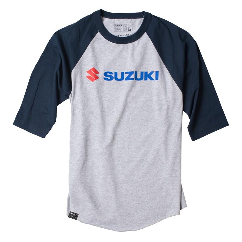 suzuki sun t-shirt
