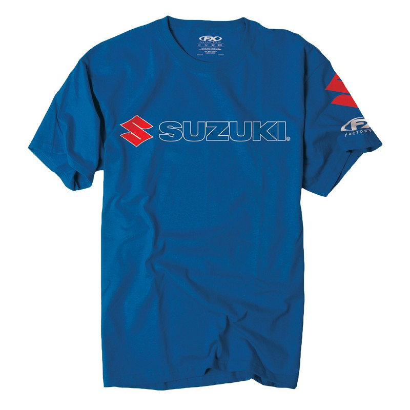 suzuki team t shirt. Black Bedroom Furniture Sets. Home Design Ideas