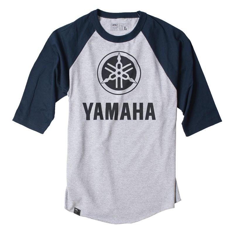 yamaha baseball t shirt. Black Bedroom Furniture Sets. Home Design Ideas