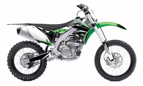 Kawasaki Custom Graphic Kits