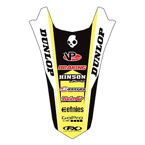 Suzuki Rear Fender Graphic