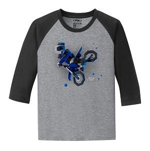 Moto Kids Youth Baseball Shirt
