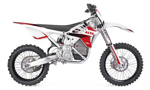 Alta Motors Custom Graphic Kits