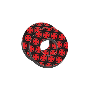 Moto Grip Donuts Iron Cross
