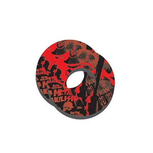 Moto Grip Donuts - Metal Mulisha Red/Black