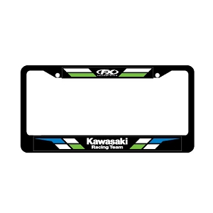 Kawasaki License Plate Frame