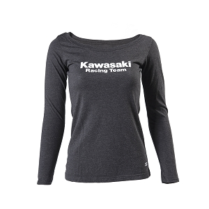 Kawasaki Racing Women's long sleeve shirt